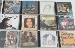 Vendo 60 CDs originais