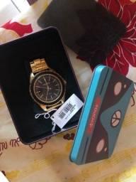 Relógio original, prova d?água 260