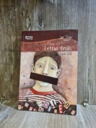 Livro: Letras finais. Luis Dill