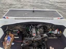 Injeção eletrônica para embarcações.