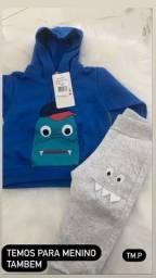 Venda de roupas infantis