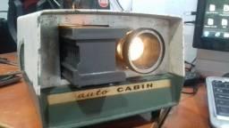 Projetor de Slides Cabin