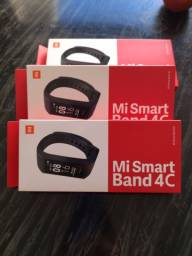 Relógio Inteligente Mi Band 4C