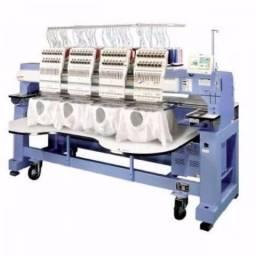 Manutenção em máquinas de bordar e corte a laser