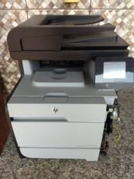 Color LaserJet Pro MPF M476dw