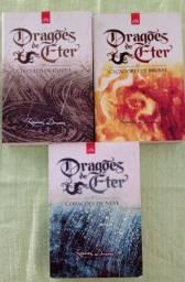 Livros Dragões de Eter