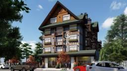 Apartamento com 2 dormitórios à venda, 144 m² por R$ 697.276 - Centro - Canela/RS