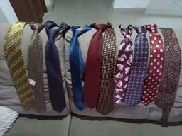 Lindo conjunto de Gravatas Novas