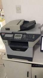 Impressora brother MFC 8890 - leia a descrição