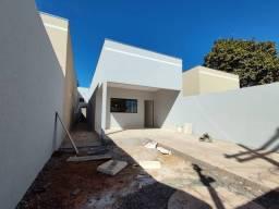 Casa para venda com 84 metros quadrados com 2 quartos