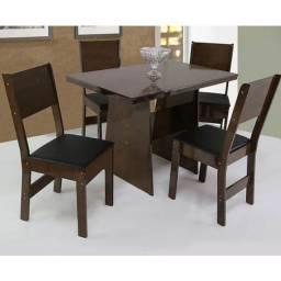 mesaq Destak com 4 cadeiras