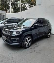 Jeep Compass Longitude Flex 2018 Completo + Teto