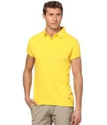kit 5 camisas polo masculina