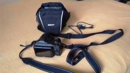 vendo câmera nikon coolpi l850-ou troco com celular 32g