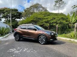 Nissan Kicks 1.6 Sv /Ano 2021 Única Dona (6 mil Kms)