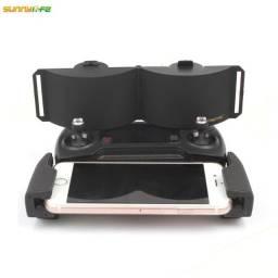 Defletor Sinal Antena Controle Drone DJI Mavic 2 Pro Air Spark Mini