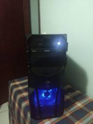 Pc Gamer Cpu Amd Fx6300 Placa R7 360 Ssd 220gb 320gb Hd