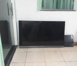 TV Sony 55 pol com defeito