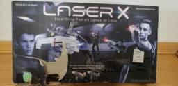 Laser X - Pistola Laser Duplo