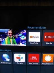 Smart TV 40 Samsung Funcionando