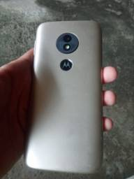 Celular Motorola Moto E5 Play 16GB funcionando perfeitamente