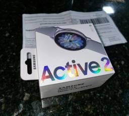 Smartwatch Samsung Galaxy Watch Active 2 lacrado 44mm
