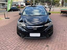 Honda Fit 1.5 Ex 2015 automático completo mais couro
