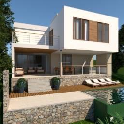 Título do anúncio: (J1) Casa de alto padrão com 4 quartos no Alphaville