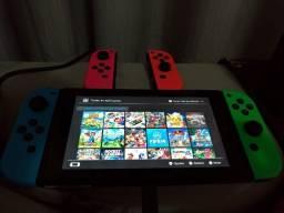 Vendo Nintendo Switch desbloqueado (SXOS)