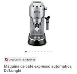 Máquina de café expresso Delonghi