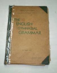 Livro antigo de gramática inglesa.- 346 -