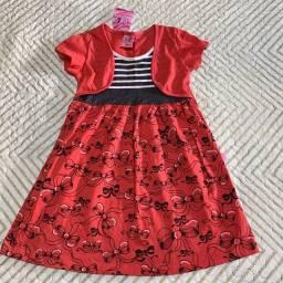 Vestido infantil novo Ipatinga