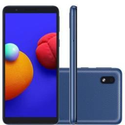 Smartphone Samsung Galaxy A01 Core Tela Infinita de 5.3?
