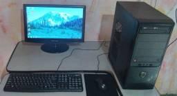 PC Completo, Core i3, 6gb Ram, hd 1000gb, Monitor 20