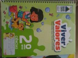 Livros 2 ano Escola Alvacir