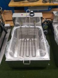 Fritadeira profissional elétrica 5l (110 ou 220)