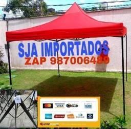 TOLDO ARTICULADO 2X2 3X3 ACEITA CARTÃO ZAP *
