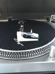Cápsula de toca disco shure white label