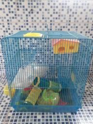 Gaiola de hamster *