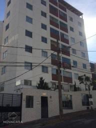 Apartamento com 3 dormitórios à venda, 76 m² por R$ 370.000 - Castelo - Belo Horizonte/MG
