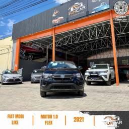 Título do anúncio: Fiat Mobi - Like 1.0 Fire Flex - 2021 - 0Km - Preto