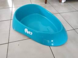 Bandeja Sanitária (Caixa de Areia) para gatos azul - Petz