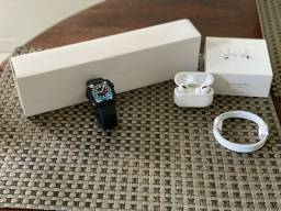 Aplle Watch serie 5 44mm space gray e Airpods pro