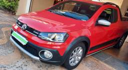 Vendo Saveiro Cross vermelha 2014