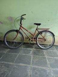 Bicicleta Vermelha Caloi