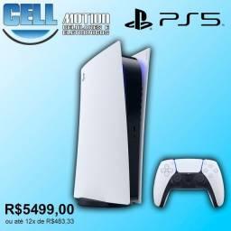 Playstation 5 (novo lacrado)