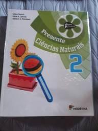 Livro Novo Projeto Ciências Naturais 2° Ano Edição 4 Editora Moderna