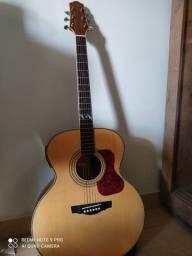 Vendo ou troco violão elétrico