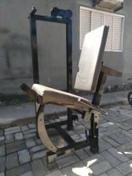 Cadeira extensora, em ótimas condições