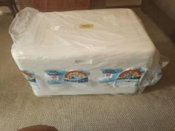 Caixa térmica isopor 80 litros